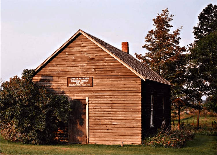 African Methodist Episcopal Church in Oro